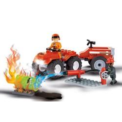 Brandweerman #  Cobi 1472