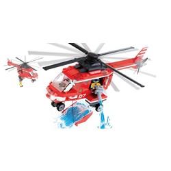 Brandweer Helicopter # Cobi 1473