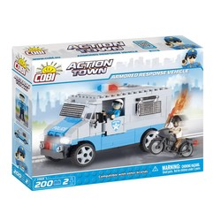 Cobi Armored Response Vehicle S.W.A.T. # 1568
