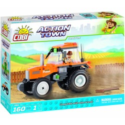 Cobi Action Town Tractor # 1861