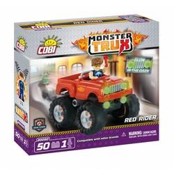 Cobi Monster Trux Red Rider # 20050
