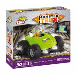 Cobi Monster Trux Villain Rider # 20051
