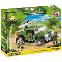 P-4 Armoured Car # Cobi  2336