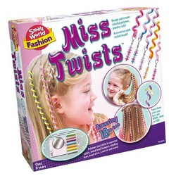 Creative Miss Twists