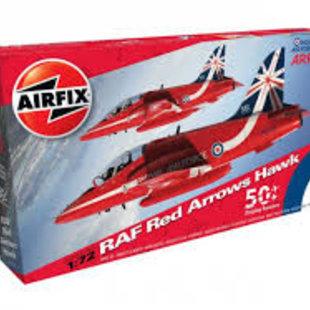 RAF Red Arrows Hawk 1:72 # Airfix 02005B
