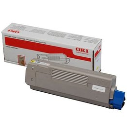 OKI OKI 46490401 toner yellow 1500 pages (original)