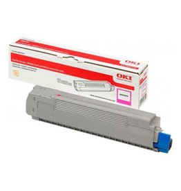 OKI OKI 46490402 toner magenta 1500 pages (original)