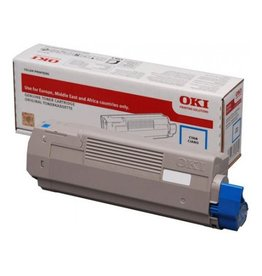 OKI OKI 46490403 toner cyan 1500 pages (original)