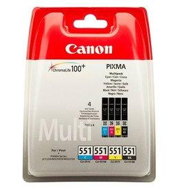 Canon Canon CLI-551Z (6509B009) multipack c/m/y/bk (original)