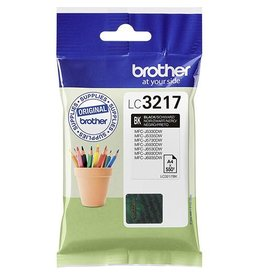 Brother Brother LC-3217K ink black 550p pages (original)