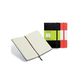 Moleskine Moleskine notitieboek, 9x14cm, effen, harde cover, 192bl, zw