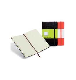 Moleskine Moleskine notitieboek 13x21cm, effen, harde cover, 192bl, zw