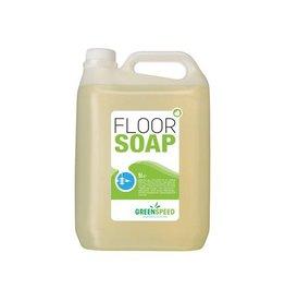 Ecover Greenspeed vloerzeep met lijnzaadolie, citrusgeur, 5 liter