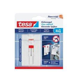 Tesa Tesa Klevende Spijker voor Tegels en Metaal, 4kg, 2st