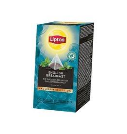 Lipton Lipton thee English Breakfast Exclusive Selection 25 zakjes