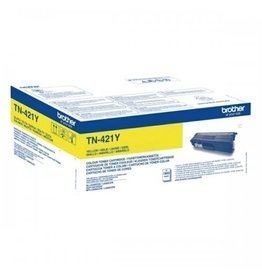 Brother Brother TN-421Y toner yellow 1800 pages (original)