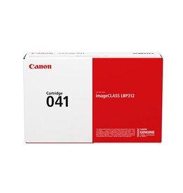 Canon Canon 041 (0452C002) toner black 10000 pages (original)