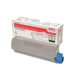 OKI OKI 46507508 toner black 8000 pages (original)