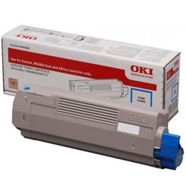 OKI OKI 46507507 toner cyan 6000 pages (original)