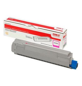 OKI OKI 46471102 toner magenta 7000 pages (original)