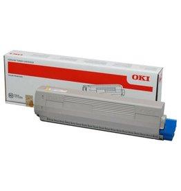 OKI OKI 46443101 toner yellow 10000 pages (original)