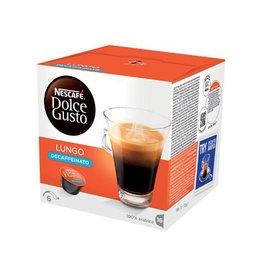 Nescafé Dolce Gusto Nescafé Dolce Gusto koffiecapsules, Lungo Decaffeinato, 16st