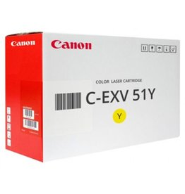Canon Canon C-EXV 51 (0484C002) toner yellow 60000p (original)