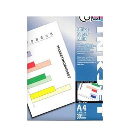 Mat Officepaper 2zijdig, 100gr, A4, 3
