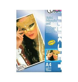 Fotopapier Mat, 200gr, A4, 15 sheets