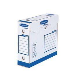 Bankers Box Bankers Box Basic archiefdoos HeavyDuty bin.75x244x33 [20st]