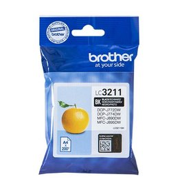 Brother Brother LC-3211BK ink black 200 pages (original)