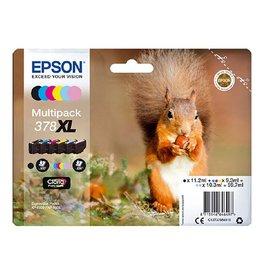 Epson Epson 378XL (C13T37984010) multipack 2400 pages (original)