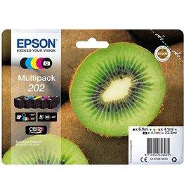Epson Epson 202 (C13T02E74010) multipack 6,9ml/4x4,1ml (original)