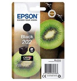 Epson Epson 202 (C13T02E14010) ink black 250 pages (original)