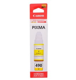 Canon Canon GI-490Y (0666C001) ink yellow 7000 pages (original)