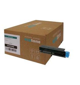 Ecotone OKI 45807116 toner black 12000 pages (Ecotone)