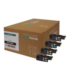 Ecotone Xerox 106R02756 toner cyan 1000 pages (Ecotone)