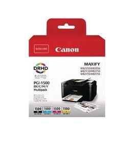 Canon Canon PGI-1500 (9218B005) multipack c/m/y/bk (original)