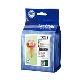 Brother Brother LC-3213VALDR multipack bk/c/m/y 400 pages (original)