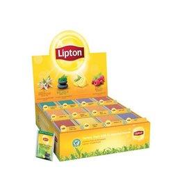 Lipton Tea Company Lipton Variety Pack, 12 smaken, display van 180 zakjes