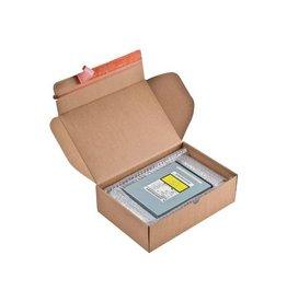 Colompac Colompac verzenddoos Modulbox 305x210x91mm, bruin [20st]