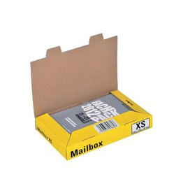 Colompac Colompac Mailbox Extra Small 5 formaten aannemen gl. [15st]