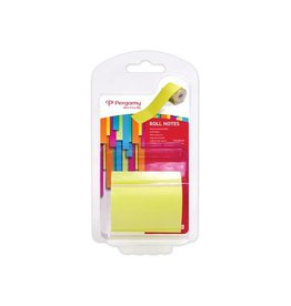 Pergamy Pergamy Roll notes, ft 10 m x 50 mm, neon geel