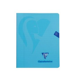 Clairefontaine Clairefontaine schrift mimesys A5 72bl PP 4x8 div.kl. [10st]