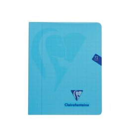 Clairefontaine Clairefontaine schrift mimesys A5 72bl PP 10mm div.kl [10st]