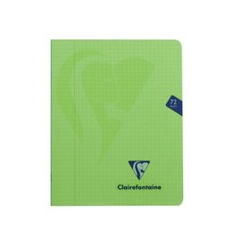 Clairefontaine Clairefontaine schrift mimesys A5 72bl kaft in PP 5mm [10st]