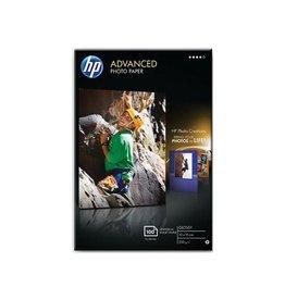 HP HP Advanced fotopapier10 x 15 cm, 250 g, 100 vel, glanzend