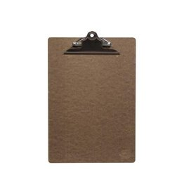 Securit Securit menukaart Clipboard, ft 34 x 23 cm, uit hout [6st]