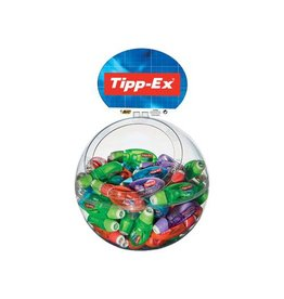 Tipp-ex Tipp-Ex correctieroller Micro Tape Twist display van 60st