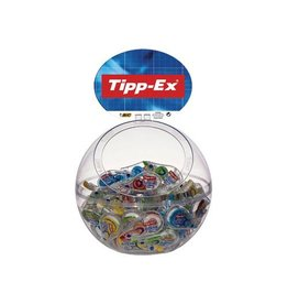 Tipp-ex Tipp-Ex Mini Pocket Mouse Fashion, bubble met 40 stuks